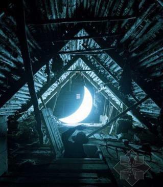 LED moon lights(2)