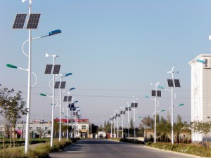 The exploration of LED street lamp design