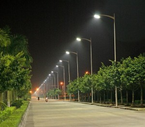 Can not live without you - solar powered led street light