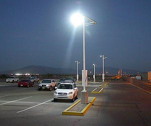 Solar Led Lighting Outdoor And Solution