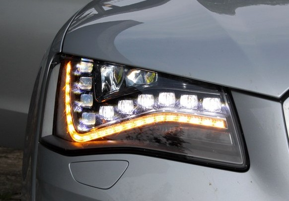 The Feasibility And Advancement Of Led Car Lighting