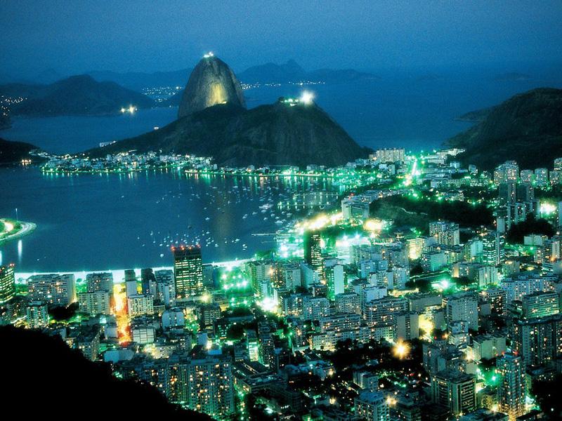 Led All Lighting Of Heaven Rio De Janeiro Led Lighting