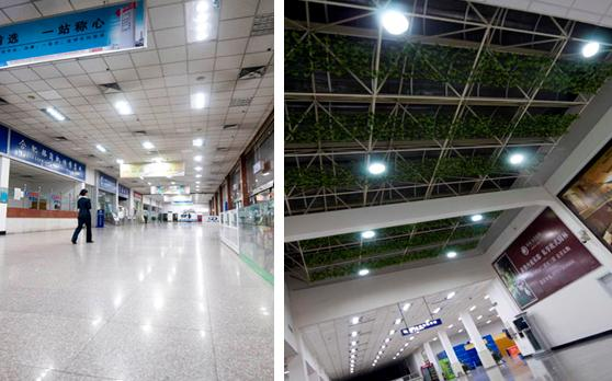 Compared with traditional lighting technologies that used in airports, LED airport lamps dramatically reduce the power consumption and maintenance costs.