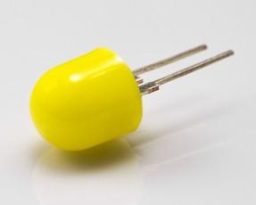 12mm Warm White LED (360 degree) Part Number: RL12-WW100-360