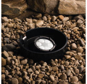 Kichler 15747 Traditional / Classic Six Light Medium Spread In Ground LED Pond Light