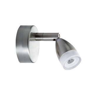 Eurofase Lighting 19241 Contemporary / Modern Single Light LED Spotlight 114 MM from the Fundamentals Collection