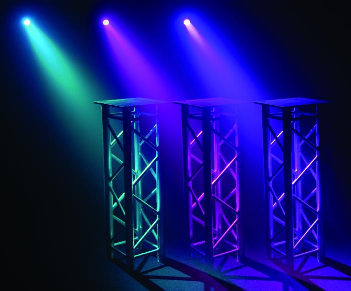 COLORado™ Déco Quad-1 Tour LED RGBW