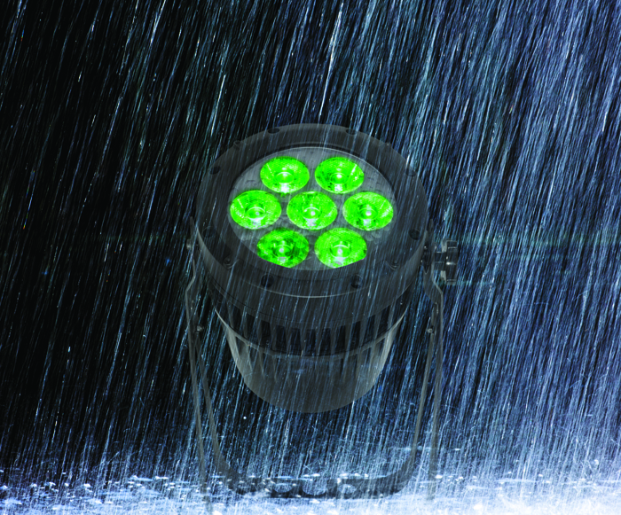 COLORado™ 1-Quad IP LED wash light