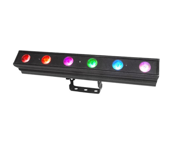 COLORdash™ Batten-Quad six quad-colored RGBA LEDs