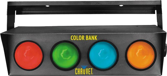 chauvet color bank 4 color sound activated light led lighting blog