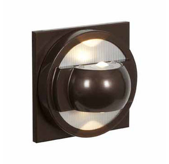 Access Lighting 23060 Contemporary / Modern Single Light Ambient Lighting Outdoor Wall Sconce from the ZYZX Collection
