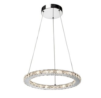 Artcraft Lighting AC180 Contemporary / Modern 24 Light Up / Down Lighting Chandelier from the Eternity Collection