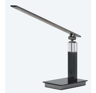 Cal Lighting BO-2322DK 1 Light Swing Arm LED Desk Lamp with Dimmer Switch