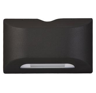 Dual-Lite PGNZ 4 LED Dark Bronze Decorative Remote Emergency Wall Sconce