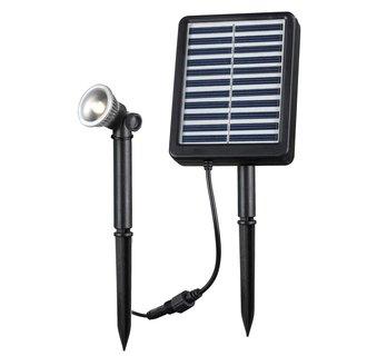 Kenroy Home 60500 1 Light Solar Spotlight from the Seriously Solar Spotlight .5W Collection