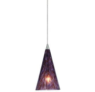 Purple pendant light light shop light ideas lbl lighting cone ii purple blue monorail 1 light track pendant lbl lighting cone ii purple aloadofball Choice Image