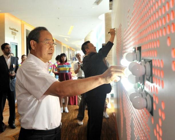 Platform Association teamed boost LED bright lights enterprises to seize the international market