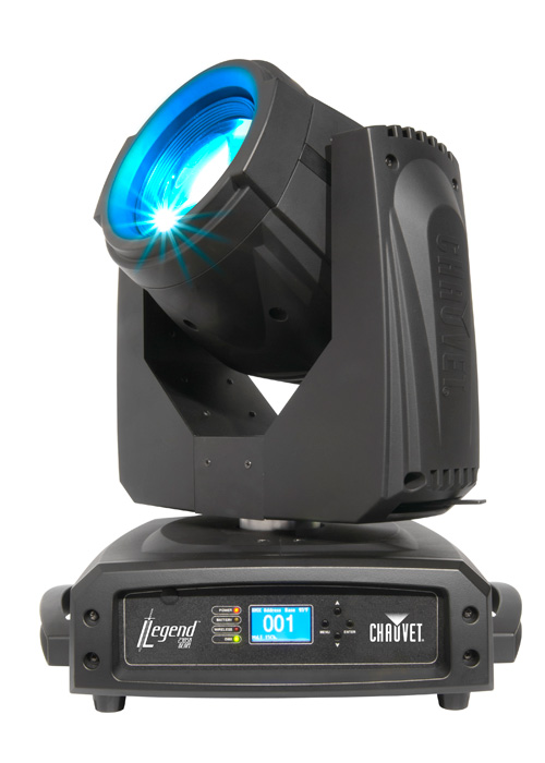 Legend™ 230SR Beam 230-watt Osram Sirius lamp