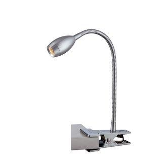 Lite Source LS-21803 Saskia 1 Light LED Clamp On Lamp