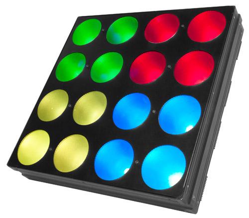 Nexus™ 4x4 20-watt RGB COB LEDs
