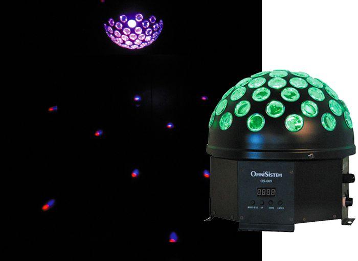 OmniSistem LED Pendant Light Effect