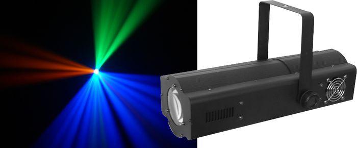OmniSistem LED Flair DMX Effect Light