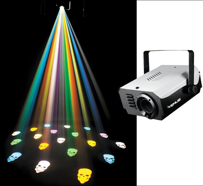 Venue Hyperflex 12G - Moonflower Effect Light