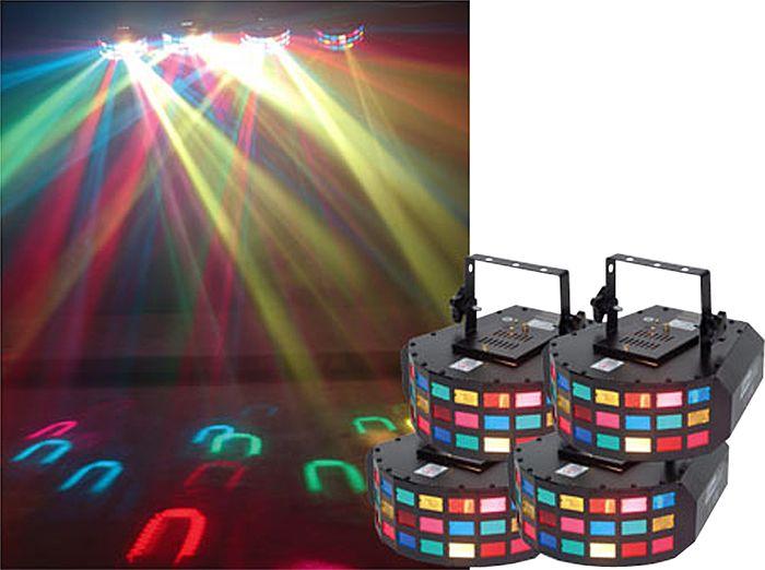 Eliminator Lighting E-138 Tetris System