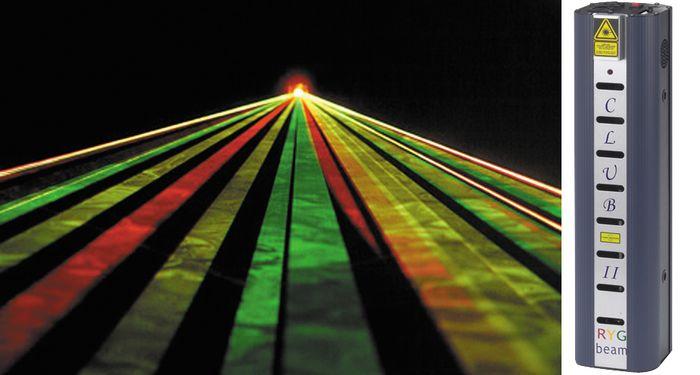 OmniSistem Club Laser DMX