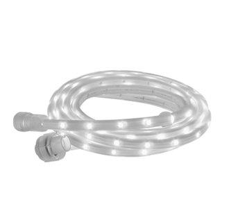 Bazz Lighting U00036WH LED Series 72-Light White LED Rope Lighting, Finished in White