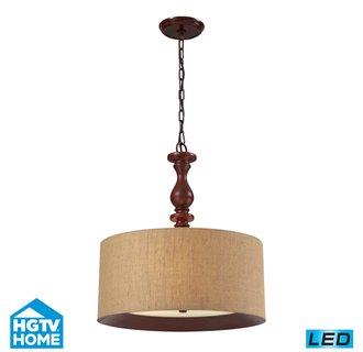ELK Lighting 14141/3-LED HGTV Home Nathan 20