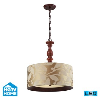 ELK Lighting 14151/3-LED HGTV Home Nathan 20