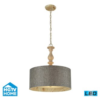 ELK Lighting 14171/3-LED HGTV Home Nathan 20