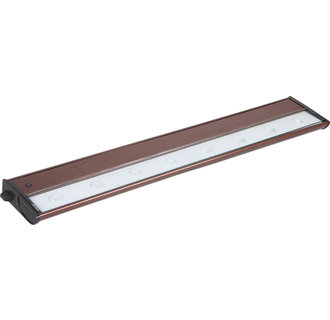 ET2 E57916 CounterMax MX-L120 8 Light 30 Inch Wide Under Cabinet LED Light