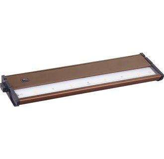ET2 E59923 CounterMax MX-L120DC 4 Light 13 Inch Wide Dimmable Under Cabinet LED Light