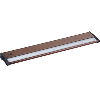 ET2 E59924 CounterMax MX-L120DC 6 Light 21 Inch Wide Dimmable Under Cabinet LED Light