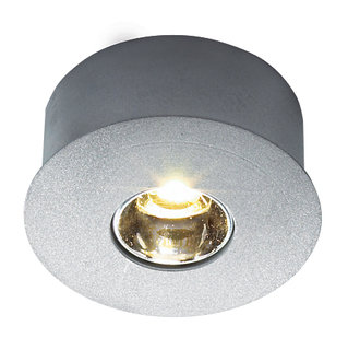 AFX Lighting EYELED Contemporary / Modern Single Recessed Under Cabinet Mini LED from the Eye Collection