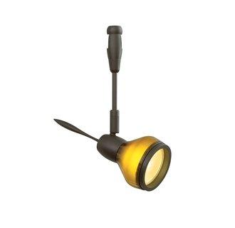LBL Lighting Vent LED Fusion Jack 1 Light Track Head