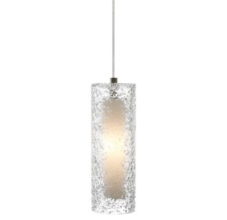 Unique Mini Pendant Lights Lighting Mini Rock Candy C LED Clear 6W Monopoint 1 Light Mini Pendant