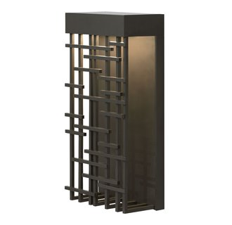 LBL Lighting Pier 60 Outdoor 1 Light Outdoor Medium Wall Sconce
