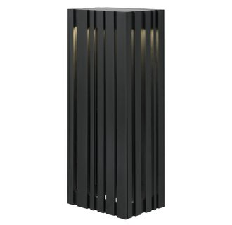 LBL Lighting Uptown Large Outdoor 1 Light Outdoor Medium Wall Sconce