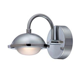 Lite Source LS-16681 Dekel 1 Light Down Lighting Wall Sconce