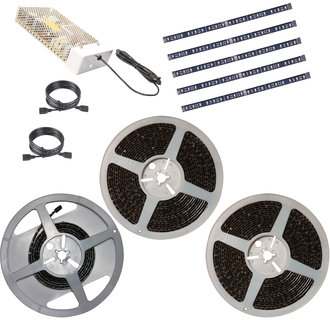 Maxim 53408 600 elite star 24 led tape starter kit from for 53408