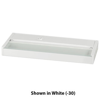 Progress Lighting P7002 120V 1W Energy Efficient Three-Light 3000K LED Under Cabinet Fixture