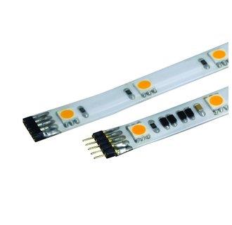 WAC Lighting LED-T24C-1 1 Foot InvisiLED Pro 45000k Tape Light