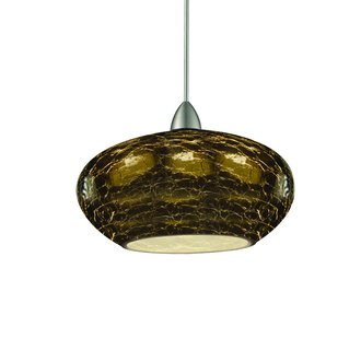 WAC Lighting MP-LED534 Art Deco / Retro Canopy Mount LED Pendant from the Rhu Collection