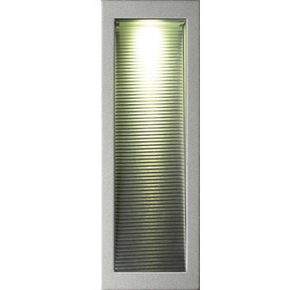 Alico Lighting WLE127C32K-N Contemporary / Modern 1 Light Recessed LED with Corrugated Faceplate from the Scoop Collection