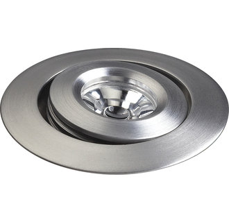 Alico Lighting WLE133C32K-0 Contemporary / Modern 1 Light Smooth Adjustable Recessed LED
