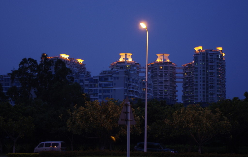 Introduction of LED lighting products aging