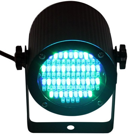 NEW PAR 36 RGB LED STAGE LIGHT
